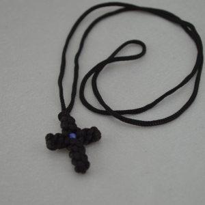 Cruci pentru gat din textil