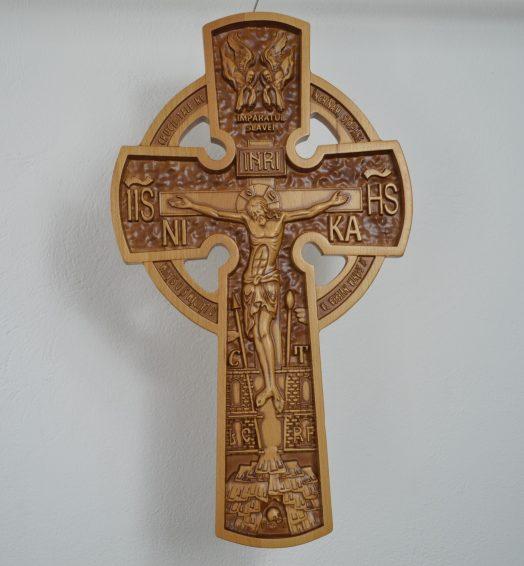 Cruce de lemn