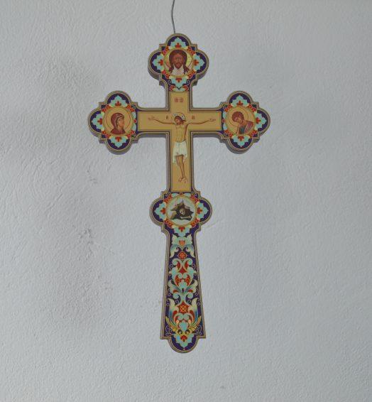 Cruce din lemn